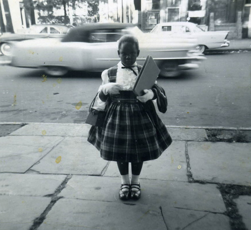 First Day of School 1958?